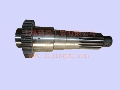离合器总泵,助力器,变速箱及附件,变速箱齿轮及轴,同步器,取力器,缓冲